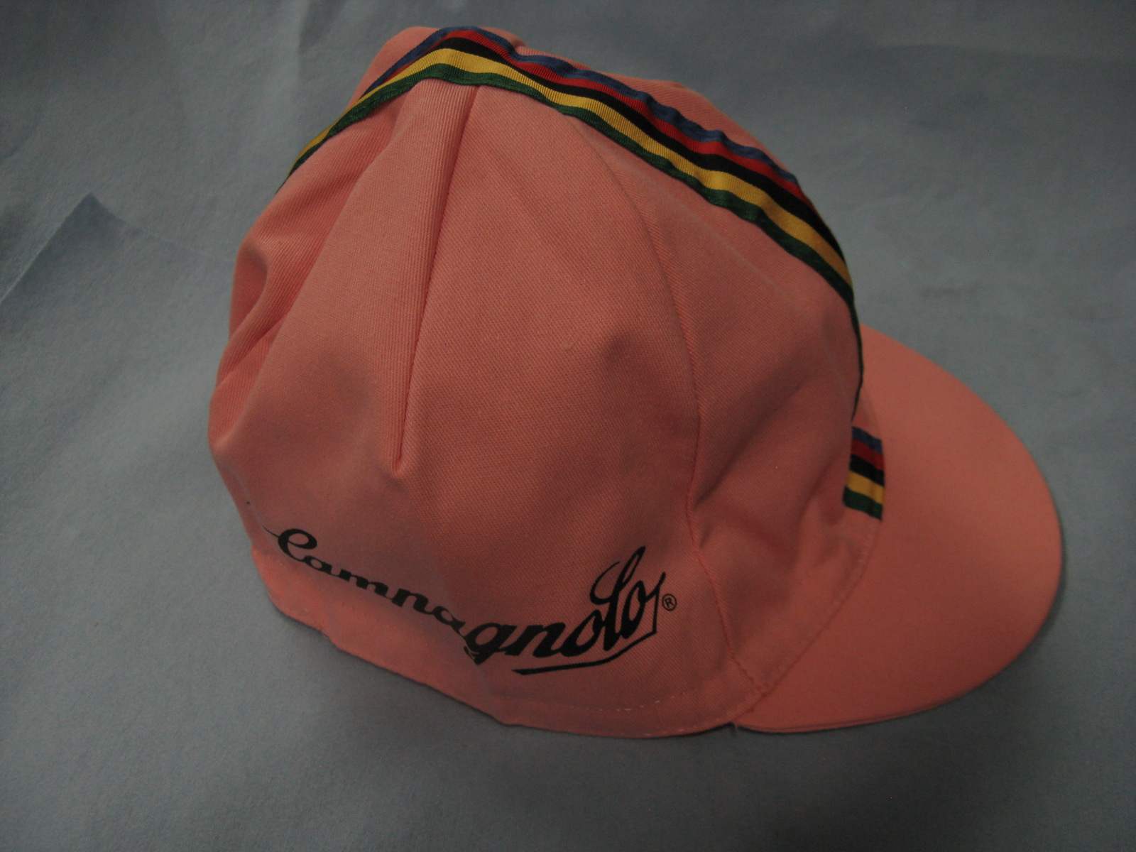 cagnolo cycling cap pink way cool