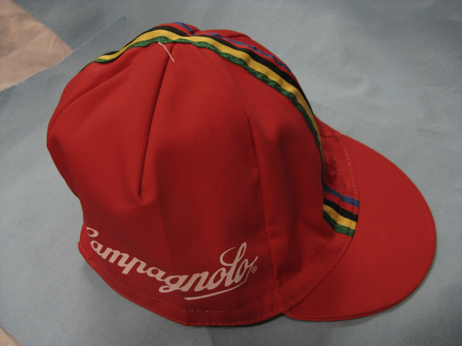 cagnolo cycling cap way cool